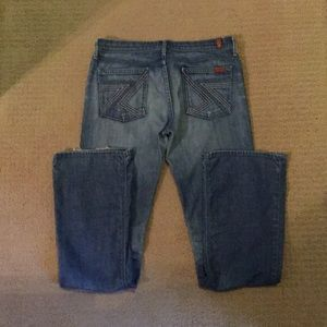 7 for all mankind - Flynt jeans size 30
